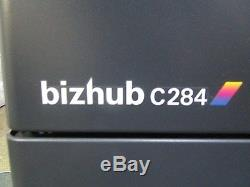 Konica Minolta Bizhub C284 Colour Photocopier