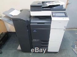Konica Minolta Bizhub C284 Colour Photocopier & Staple Finisher