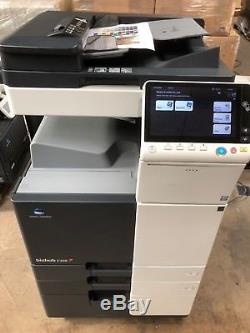 Konica Minolta Bizhub C308 Full Colour All-in-one Printer