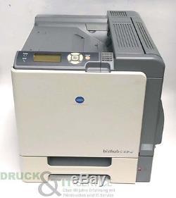 Konica Minolta Bizhub C30P Farb Laserdrucker gebraucht