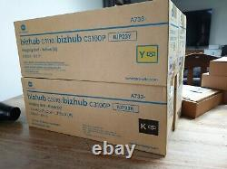 Konica Minolta Bizhub C3110P IUP23Y IUP23C IUP23M JOBLOTS X 4 in total