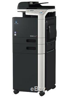 Konica Minolta Bizhub C3110 Farblaser- Multifunktionsystem 6.500 gedr. Seiten