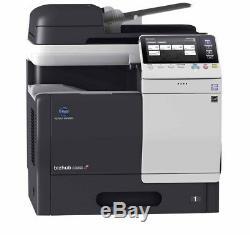 Konica Minolta Bizhub C3350 A4 MFP Farblaserdrucker demo 100 gedr. Seiten