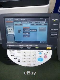 Konica Minolta Bizhub C353 Full colour Photocopier-printer-scannerVGC