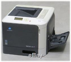 Konica Minolta Bizhub C35P 40 ppm 256MB 38.950 Seiten Farblaserdrucker B-Ware