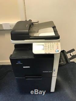 Konica Minolta Bizhub C35 A4 Colour Photocopier & Cabinet Plus Spare Toners etc