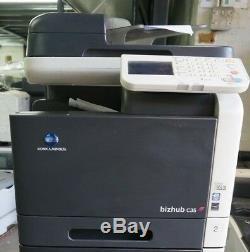 Konica Minolta, Bizhub, C35, All-In-One Colour Printer