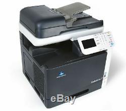 Konica Minolta Bizhub C35 Multifunzione Fotocopiatrice a Colori #31640