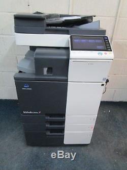 Konica Minolta Bizhub C364e Colour Photocopier & Staple Finisher