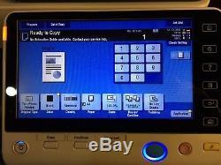 Konica Minolta Bizhub C364e Colour Printer Scan stapler finish Norfolk Suffolk
