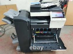 Konica Minolta Bizhub C368 Colour All-in-one Printer With Booklet Finisher