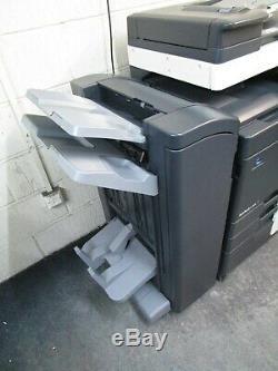 Konica Minolta Bizhub C368 Colour Photocopier/Copier & Booklet Finisher