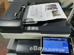 Konica Minolta Bizhub C368 Full Colour Copier With Internal Finisher