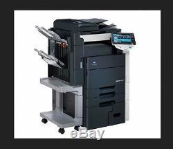 Konica Minolta Bizhub C451 C Farbkopierer + Faxoption + 2000 Blattfach #39454