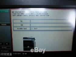 Konica Minolta Bizhub C451 Full colour Photocopier-printer-scanner With FIERY