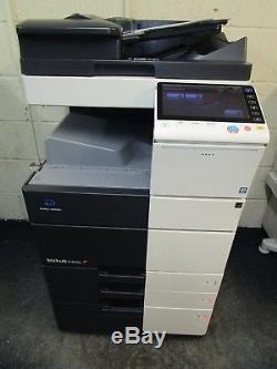 Konica Minolta Bizhub C454e Colour Photocopier