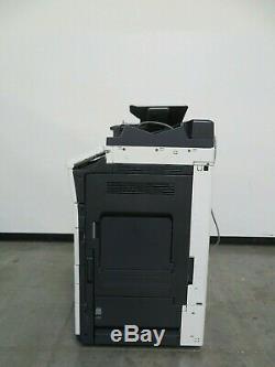 Konica Minolta Bizhub C454e color copier Only 186K copies 45 page per minute