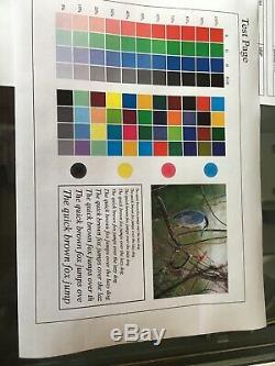 Konica Minolta Bizhub C554e Network Colour Copy Printer Scanner Stapler Finisher