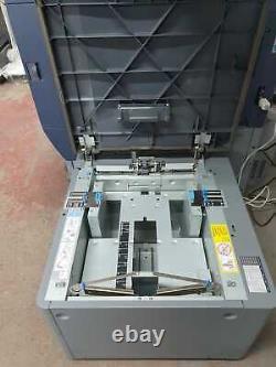 Konica Minolta Bizhub C6000 Colour Press, Booklet Finisher & Fiery (916k Meter!)