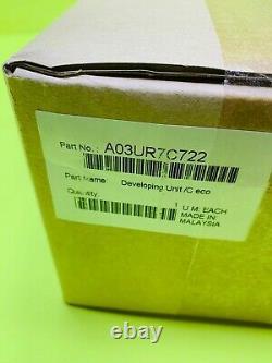 Konica Minolta Bizhub C6500 C6501 C5500 C5501 Color Developing Unit A03ur7c722
