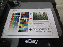 Konica Minolta Bizhub C650 Colour Photocopier & Staple Finisher