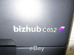 Konica Minolta Bizhub C652 Colour Photocopier