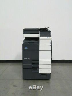 Konica Minolta Bizhub C754e C754 color copier Only 176K copies 75 ppm