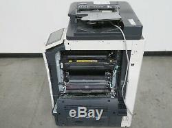 Konica Minolta Bizhub C754e C754 color copier Only 198K copies 75 ppm