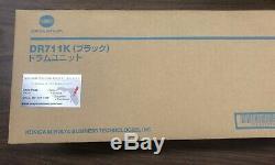 Konica Minolta Bizhub DR711K Black Drum Imaging Unit C654 C754 A2X20RD +