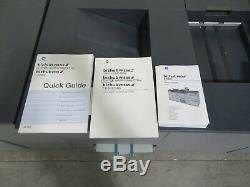 Konica Minolta Bizhub PRESS 1052 copier printer scan 105 ppm 1.4 mil meter