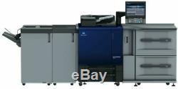 Konica Minolta Bizhub PRESS C2070 copier printer scan 70 ppm color