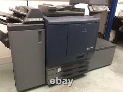 Konica Minolta Bizhub Press C6000 Digital Printing Press