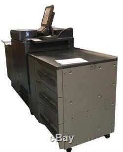 Konica Minolta Bizhub Press C8000 Drucker Printer Farbdruck Produktionssystem