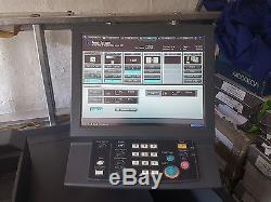 Konica Minolta Bizhub Pro 951 Printer /Production Copier with booklet maker