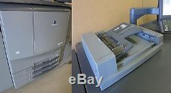Konica Minolta Bizhub Pro C6500 C6500e Colour Copier Production Press + Fiery