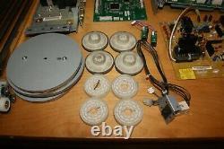 Konica Minolta Bizhub Pro C6500 Printer Boards Motors Trays Drums Gears Parts
