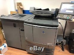 Konica Minolta Bizhub Pro C6500 SRA3 Printer & Creo RIP
