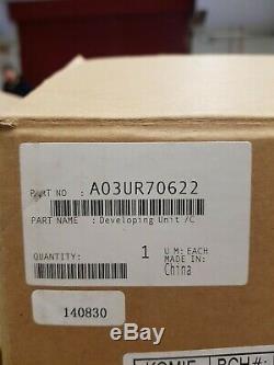 Konica Minolta Bizhub Pro Developer Unit for 6501 5501 machines unused