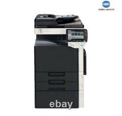 Konica Minolta C253 bizhub copier, printer, scanner