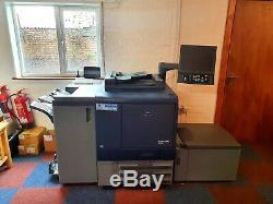 Konica Minolta C6000L Bizhub Printer