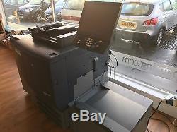 Konica Minolta C6000L Bizhub Pro low click useage