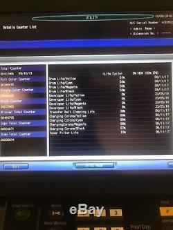 Konica Minolta C600L Bizhub Pro