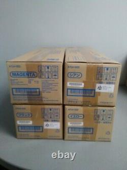 Konica Minolta DV-313K DV-313Y DV-313C DV-313M Developer Unit Bizhub C258, C308