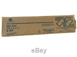 Konica Minolta Du-104 Drum Unit For Bizhub Press C6000/C7000/PartNumber A2VG0Y0