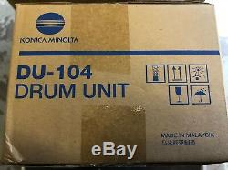 Konica Minolta Du-104 Drum Unit For Bizhub Press C6000/C7000 PartNumber A2VG0Y0