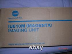 Konica Minolta Imaging Unit Iu610m Magenta Biz Hub C451 / C550 / C650 A060-0jf