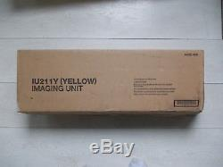 Konica Minolta Iu211 Y Yellow Imaging Unit A0de-46h Bizhub C203, C253