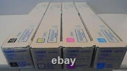 Konica Minolta TN328K TN328C TN328M TN328Y Toner CMYK Bizhub C250i C300i C360i
