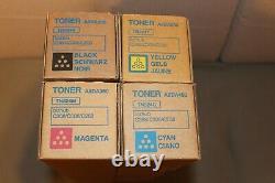 Konica Minolta Toner Set TN324 CMYK für Bizhub C258 C308 C368