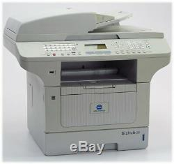 Konica Minolta bizhub 20 All-in-One FAX Kopierer Scanner Drucker B-Ware